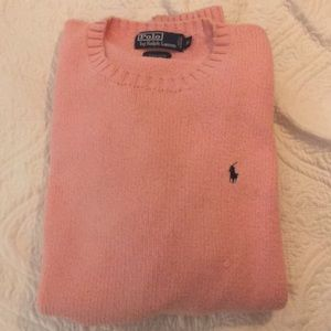 Ralph Lauren sweater.